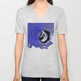 Abstract state of mind Unisex V-Neck