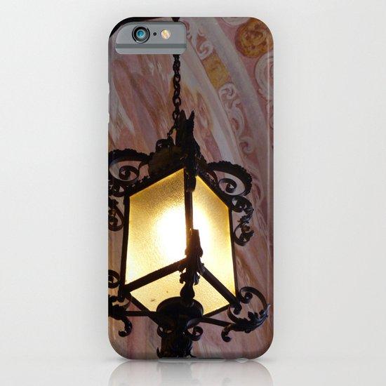 Lighting Slovenia iPhone & iPod Case