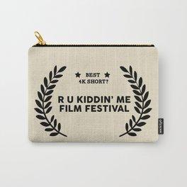 Film Festival Winner : Best 4K Short Carry-All Pouch