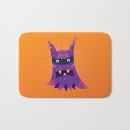 Prince the Purple Passion Monster. Bath Mat