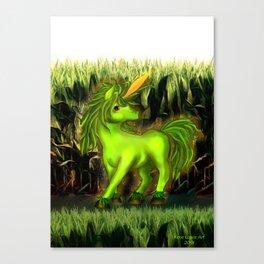 UniCORNio Canvas Print