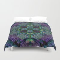 sublime Duvet Covers featuring Seeking the Sublime by Lyle Hatch