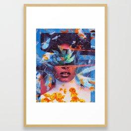 Blarez Framed Art Print