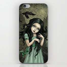 Shadow Wings Faerie iPhone Skin