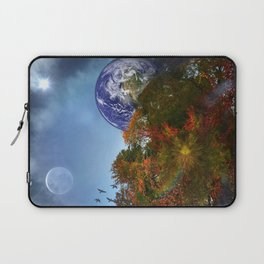 The Sky is Falling Laptop Sleeve