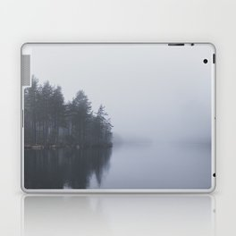 I love the rain Laptop & iPad Skin