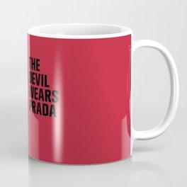 The Devil in Heels Coffee Mug