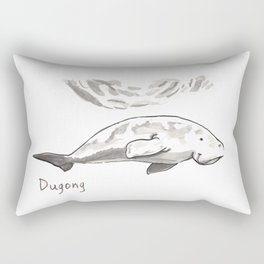 Dugong! Rectangular Pillow