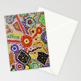 MY COUNTRY 3 Stationery Cards