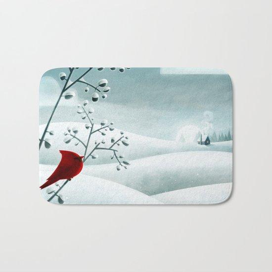 Cardinal by Friztin Bath Mat