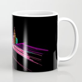 Vibrant City Art 44 Coffee Mug