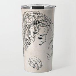 Good morning, I love you. Travel Mug