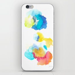 180802 Beautiful Rejection  8| Colorful Abstract iPhone Skin