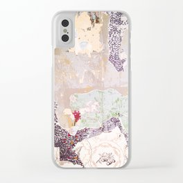 274. Anthropologie, New York Clear iPhone Case