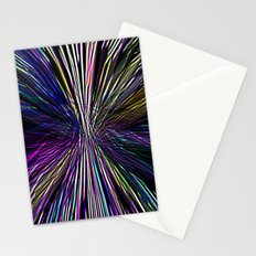 Re-Created  Supernova I by Robert S. Lee Stationery Cards