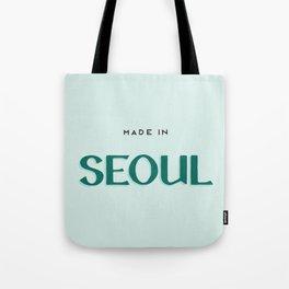 Made in Seoul Tote Bag
