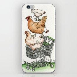 Shopping iPhone Skin