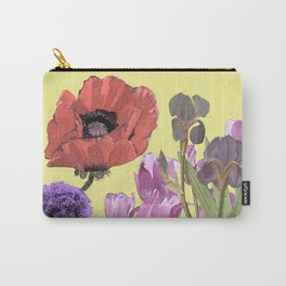 Floral fantasies Carry-All Pouch