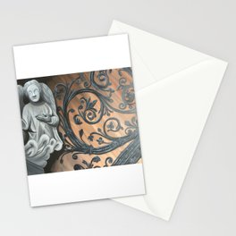 Notre Dame Cathedral Stationery Cards