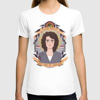 ripley T-shirts featuring Ellen Ripley by heymonster