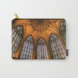 The Chapter House York Minster Carry-All Pouch