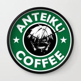 Anteiku Coffee SB Wall Clock