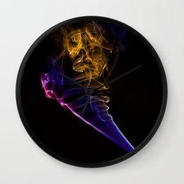 Smokey 12 Wall Clock