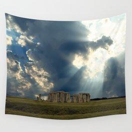 Stonehenge I Wall Tapestry