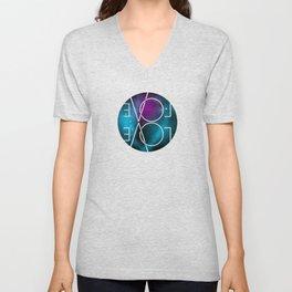 evol – Universe Unisex V-Neck