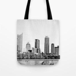 Epitome of Austin Tote Bag
