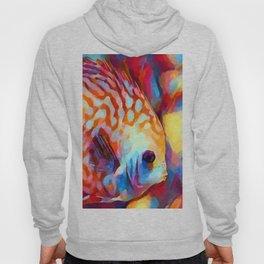 Discus Fish Hoody