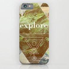Explore - I iPhone 6s Slim Case