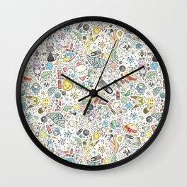 Ghibli Love Wall Clock