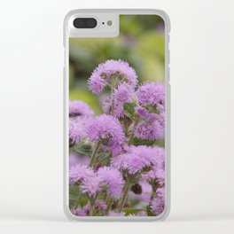 PHOTOGRAPHY / FLOWER 04 Clear iPhone Case