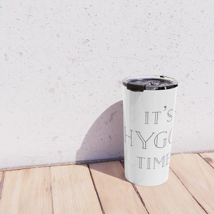 It's Hygge Time Travel Mug