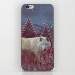 In Wildness iPhone Skin