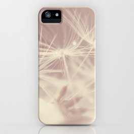 Fragile life iPhone Case