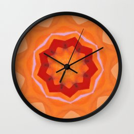 Star-t party Wall Clock