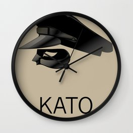 KATO Wall Clock