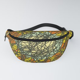 abstract 039 Fanny Pack