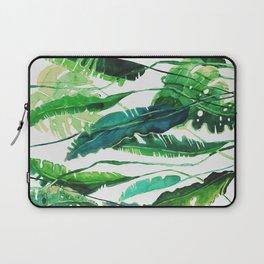 tropical compilation horiz. Laptop Sleeve