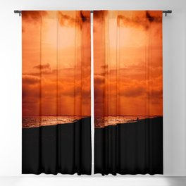 Hythe Sunset Blackout Curtain