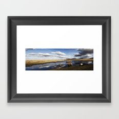 Brecon Beacons Framed Art Print