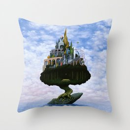 Emissary Throw Pillow