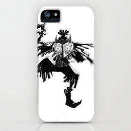 Skull Kid iPhone Case