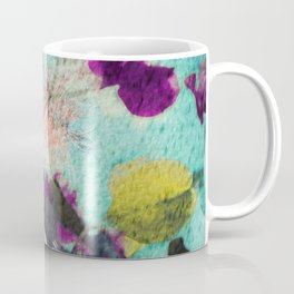 peaceful pastel petals Coffee Mug