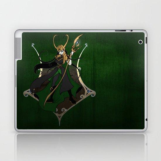 Rule 63: Loki Laptop & iPad Skin
