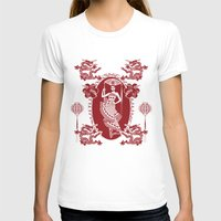 china T-shirts featuring Imperial China by Vannina