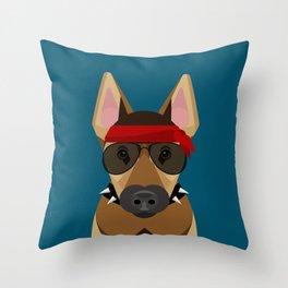 Harley Throw Pillow
