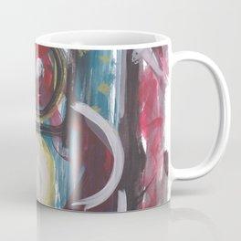 Abastract portrait 17 Coffee Mug